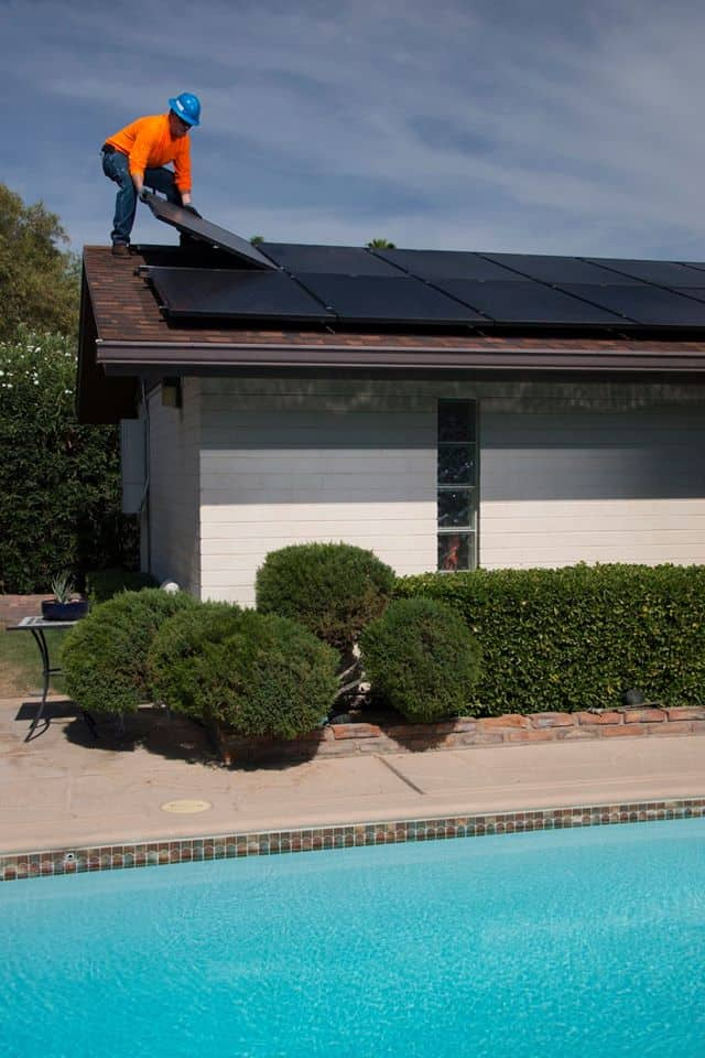 American Solar And Roofing Company From Arizona