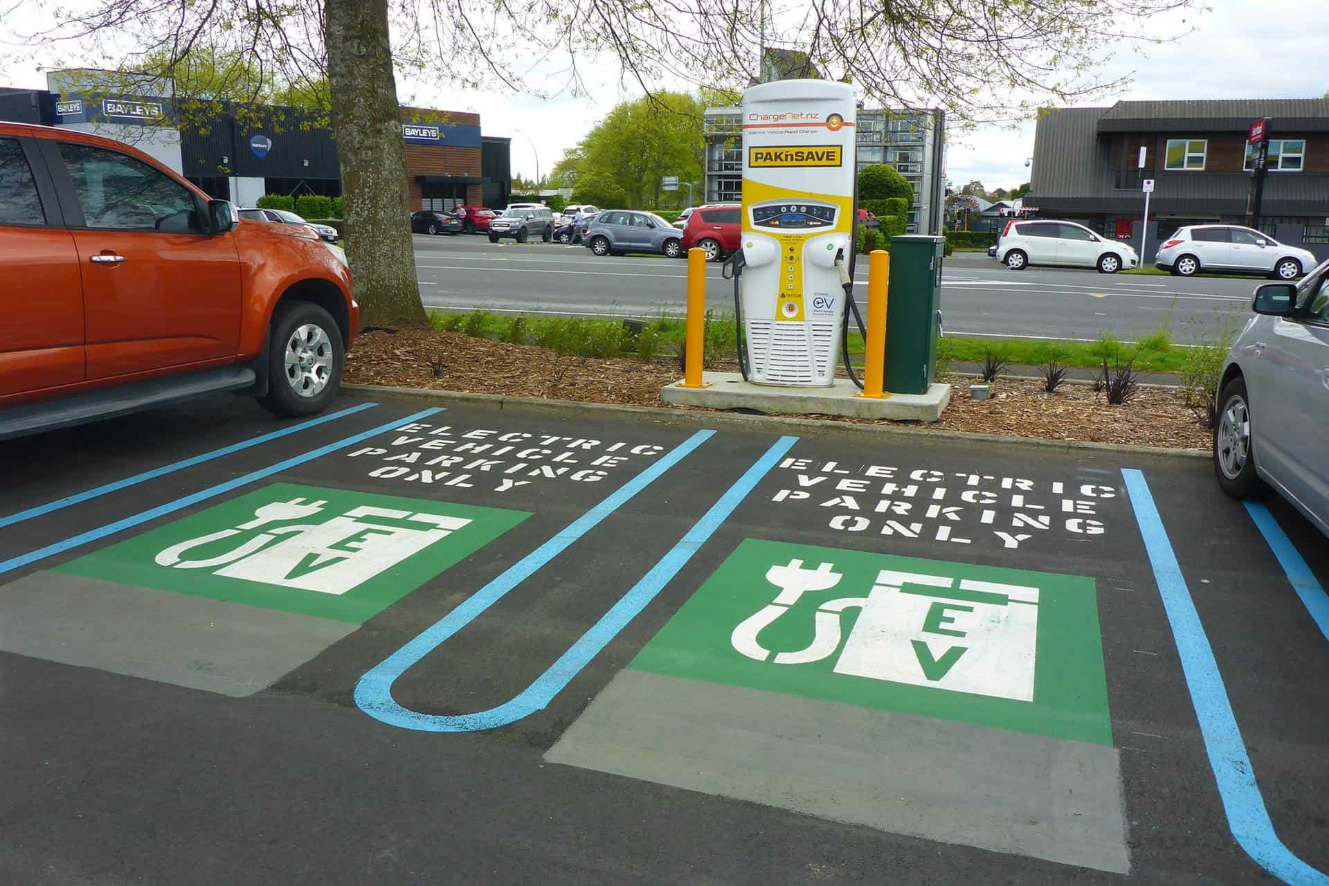 Charging Electric Car Guide