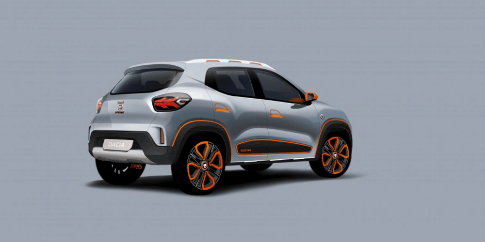 Dacia Spring Back