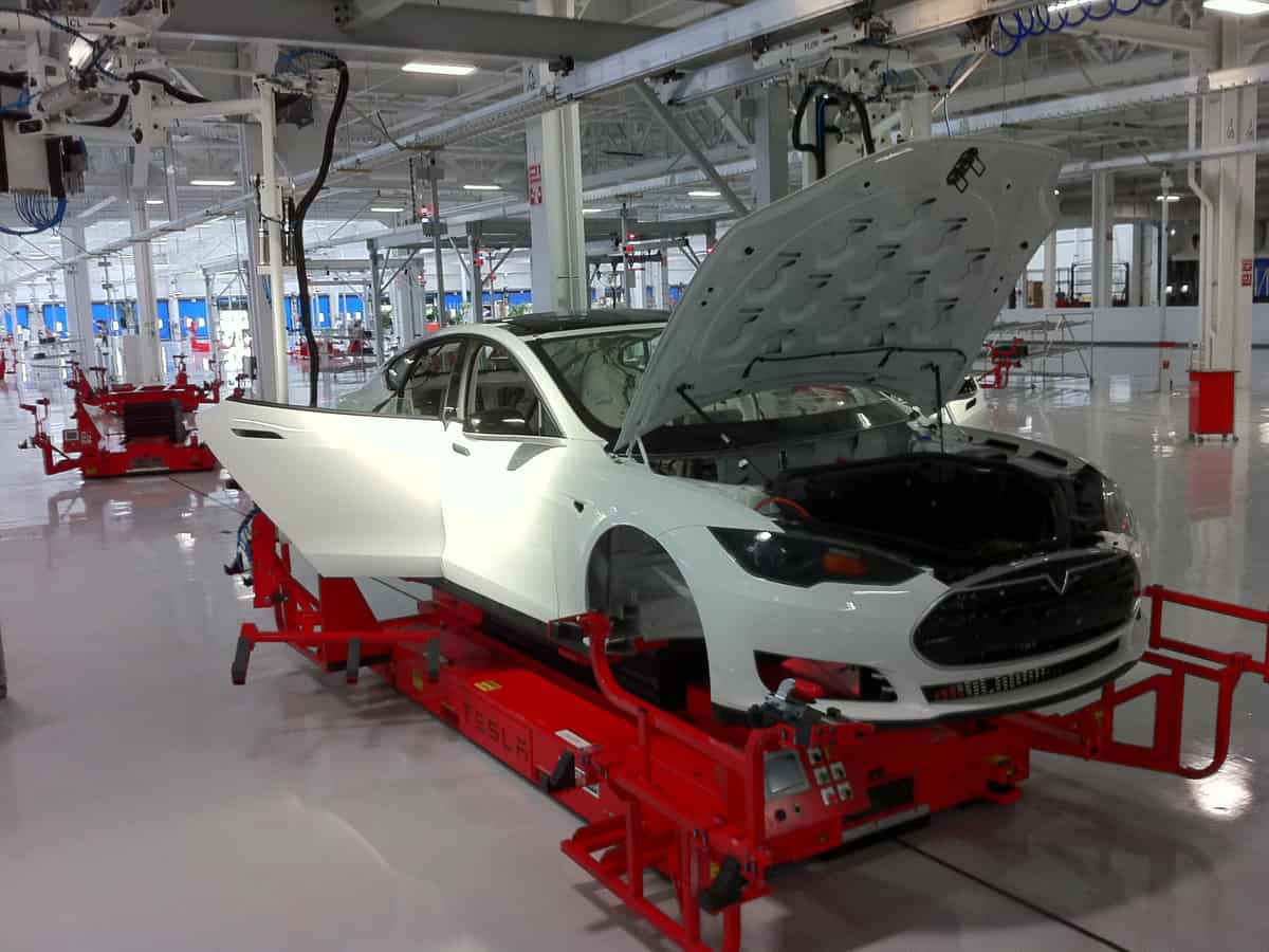 Model S Weight