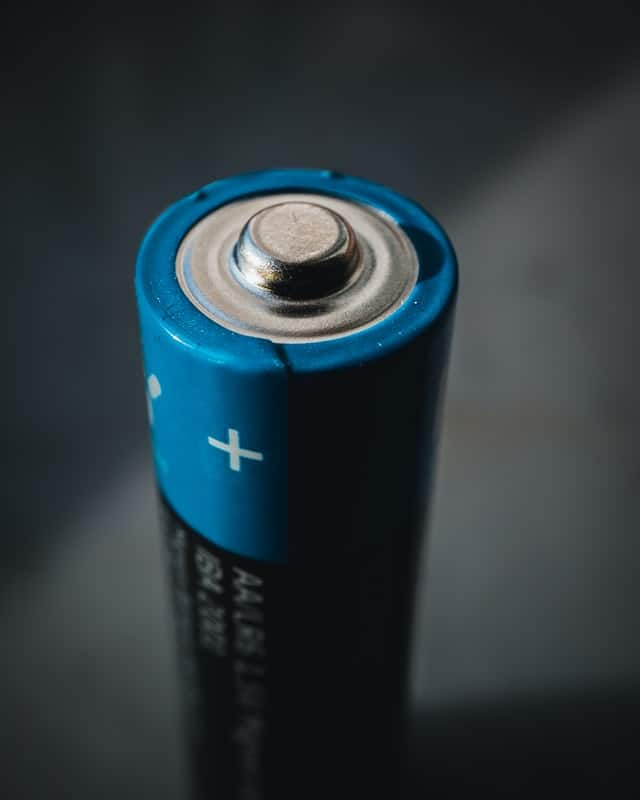 Photo Chargeable Li Ion Batteries