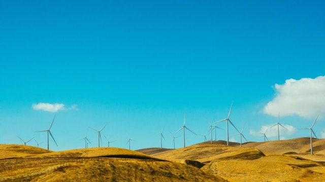 Wind Turbine Farm