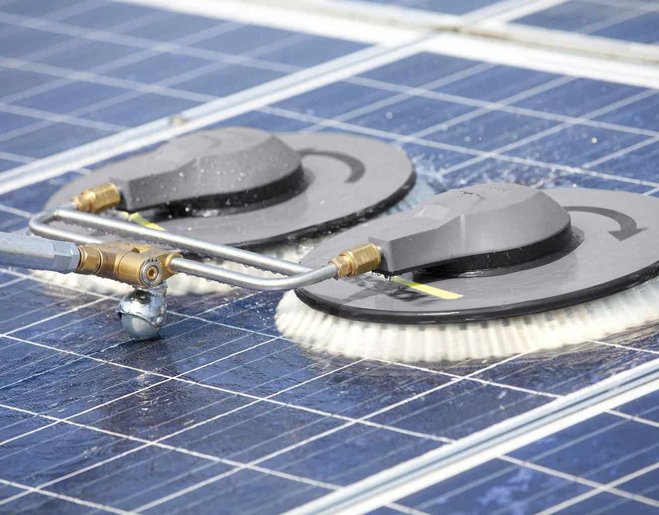 Cleaning Solar Panels Cost