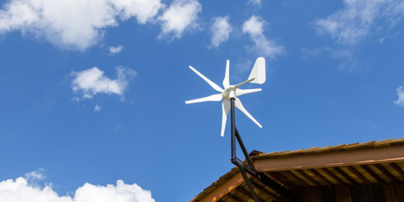 Home Wind Turbine2