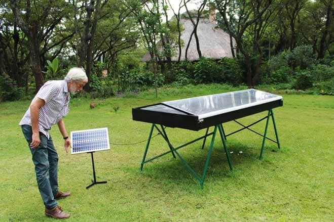Solar Drying Of Fruits And Vegetables